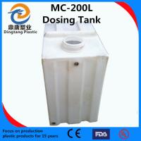 Buy cheap LLDPE Rectangular Chemical tank from wholesalers