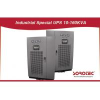 China 6 or 12 SCR Industrial Grade UPS 220V 6-80KVA Digital 50/60HZ on sale