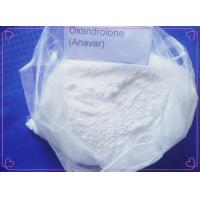 Buy cheap Oral White Crystalline Powder Anavar / Oxandrolone CAS 53-39-4 Anabolic Oral Steroids Between Cycle For Bodybuilding from Wholesalers