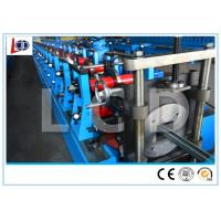 Buy cheap 41*41 Mm C Channel Cold Roll Forming Machine For Solar Stents Production from Wholesalers