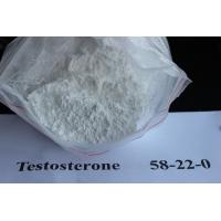Buy cheap Safely Injectable Testex Testosterone Raw Steroid Powders Omnadren / Primoteston for Muscle Building CAS 58-22-0 from Wholesalers