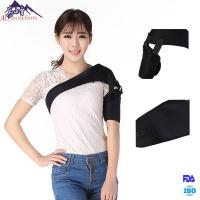 Sports Protective Shoulder Support Brace Easy Wear Comfortable Soft Surface