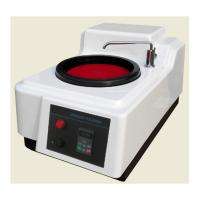 Buy cheap Single Disc Metallographic Equipment  , Grinder Polisher Machine For Factories from Wholesalers