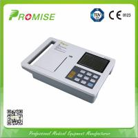 Buy cheap PROMISE ECG machine/ electrocardiograph/ 3/6/12-channel ECG with12 lead ECG synchronous acquisstion Factory Direct from wholesalers