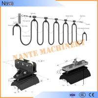 Buy cheap Wire Rope C Track Festoon System , Round Cable Roller / Trolley Festoon Cable Trolley System from Wholesalers