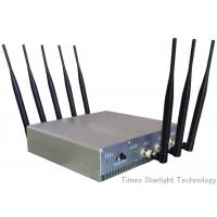 Buy cheap Bluetooth WiFi GPS High Power Signal Jammer with IP Remote Monitoring System from Wholesalers