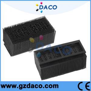 PA Material bristle blcok for Yin cutter, high quality Yin cutting machine bristle blocks