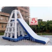 Buy cheap 0.9mm  Durable PVC  Inflatable joungle Joe with Slide from Wholesalers