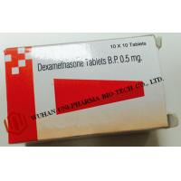 Quality Western Medicine Dexamethasone Tablets B.P. 0.5mg. (Palliative treatment of rheumatoid arthritis) wholesale