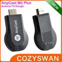 Buy cheap Anycast M2 PLUS wireless display dongle , wifi dongle for smart tv from wholesalers