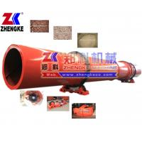 China Industrial salt rotary dryer with excellent fabrication(Skype:Zhengke-Serena Fu) on sale