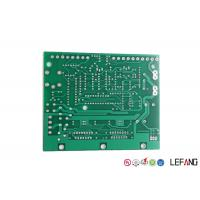 Buy cheap Green Solder Mask Multilayer Circuit Board FR 4 Base Material LF-HASL Surface from wholesalers