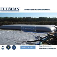 Quality Fuushan PVC Water Tank/Flexiable Water Bladder For Water Storage And Transportation wholesale