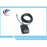 China Magnetic Mounting Auto GPS Antenna Car DVD GPS Navigation 28dBi Gain Dextral Polarization on sale