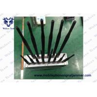 Buy cheap Desktop 16 Bands Mobile Network Jammer Operating Temp -20℃ To 50℃ For Moible Phones from Wholesalers