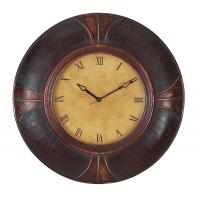 Buy cheap Leather Travel Clock from Wholesalers