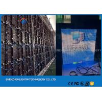Quality P4.81 Rental Outdoor Led Video Display Screens 500mm x 500mm Die - cast Cabinet wholesale