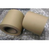 China brown Kraft paper roll on sale