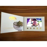 Europe Regional Feature and Wedding Decoration & Gift Use advertising video card