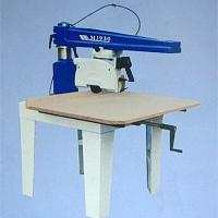Buy cheap Durable Automatic Woodworking Machinery Industrial Radial Arm Saw 360 Turning from wholesalers
