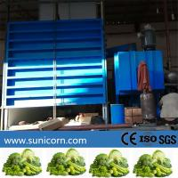 Buy cheap Industrial Vacuum Pre Cooling Machine 6 Pallets For Cooling Fresh Produce After Harvest from Wholesalers
