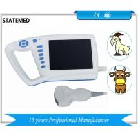 Buy cheap Pregnancy Portable Veterinary Ultrasound Scanner 3 Stage Frame Function from wholesalers
