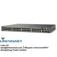 WS-C2960X-48FPD-L new and used Cisco network catalyst switch in stock price today ship to world china supplier
