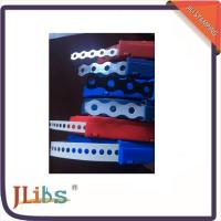 Buy cheap Single Side Bracket Metal Fixing Band With Holes Galvanized Plate from Wholesalers