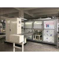 Quality Baby Diaper Packaging Machine Full Servo Mitubishi System Pre-Made Bags for sale
