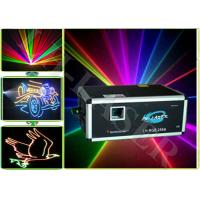 Buy cheap Dance KTV / Club / Pub Laser Show Lights 40Kpps Scanner Speed , Outdoor Christmas Laser Lights from Wholesalers