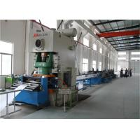 Buy cheap Full Automatic Perforated Type Cable Tray Roll Forming Machine 8-15m/min from Wholesalers