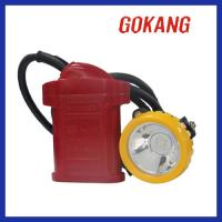 Buy cheap KLW5LM (A) Methane Alarm LED Miner's Cap Lamp from Wholesalers