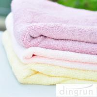 Buy cheap AZO Free 100% Cotton Bath Towels Dry Fast All Ages OEM / ODM Available from Wholesalers