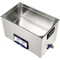 Buy cheap Strong Power Fast Removing Blood 30L Digital Ultrasonic Cleaner For Dentist from Wholesalers