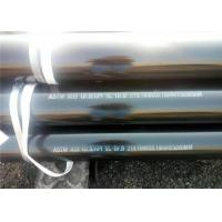 China 1/4-32 Inch ERW Steel Pipe API 5L ASTM A53 Grade Line Pipes Or Structure Pipes , Small Or Big Diameter on sale
