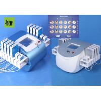 Buy cheap 650nm / 980nm Lipo Laser Slimming Machine Effective With Mitsubishi Diodes from Wholesalers