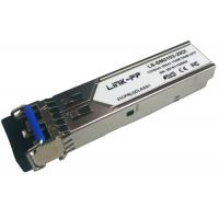 Buy cheap 155Mbps SFP Transceiver Single Mode 20km Reach 1310nm Industrial Tepm from wholesalers