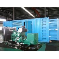 Quality SGS Approved 80kw 100kVA Cummins Diesel Generator with AC Three Phase 400 / 230V for sale