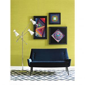 Buy cheap Dark Blue Fabric Upholstery Sofa , Modern Fabric Sofa European Style from wholesalers