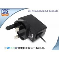 Buy cheap 5V 2000mA 3 UK Prong AC To DC Power Adapter , Medical Power Adapter Different Sizes from Wholesalers