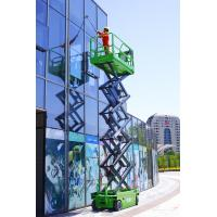 Buy cheap Hydraulic Self Propelled Scissor Lift Aerial Working Safe Loading 230KG Max 8m from Wholesalers