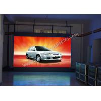 Buy cheap High resolution SMD3528 P6 indoor rental led wall panel with 576x576 mm die caste for stage from wholesalers