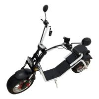 Quality Eec Max Speed 25km / H 2 Wheel Electric Scooter With Emark Light And Mirrors wholesale