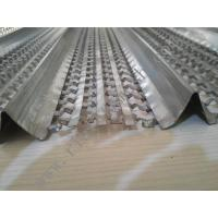 Buy cheap Galvanized High Ribbed Formwork 21mm Rib Height U Patterns For Construction from wholesalers