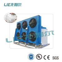 Buy cheap Industrial Big Flake Ice Machine , Flake Ice Making Plant Air Cooling / Water Cooling from wholesalers
