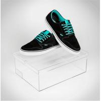 Buy cheap Hot New Acrylic Shoe Display Box from Wholesalers