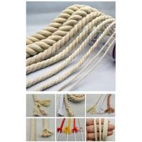 Buy cheap Good quality Cotton webbing for bags cotton webbing garment accessories from Wholesalers