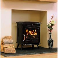 Buy cheap Wood stove - 657 brown stove from Wholesalers