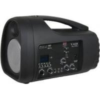 Buy cheap USB / SD 16 channels UHF Wireless Portable PA System Amplifier with remote control from wholesalers