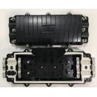 Buy cheap Fiber Optic Splice Closure  / Fiber Optic Joint Box Horizontal Type PC Material from Wholesalers